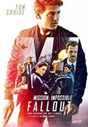 Mission: Impossible: Fallout now showing at Shelly Centre