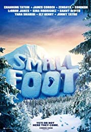 Smallfoot now showing at Shelly Centre