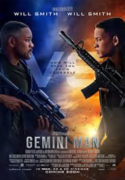 Gemini Man [3d] now showing at Shelly Centre