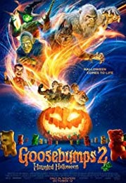 Goosebumps 2: Haunted now showing at Shelly Centre