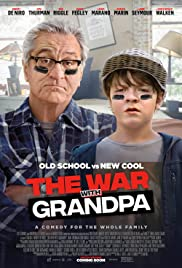 War With Grandpa, The [2d] now showing at Shelly Centre