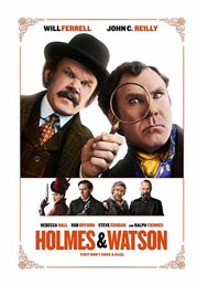 Holmes And Watson [2d]