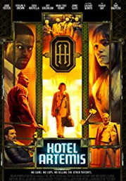 Hotel Artemis now showing at Shelly Centre