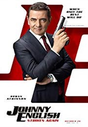 Johnny English Strikes Again now showing at Shelly Centre