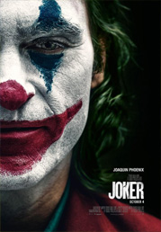 Joker [2d] now showing at Shelly Centre