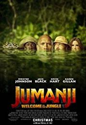 Jumanji: Welcome To The Jungle [3d]