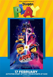 Lego Movie 2: The Second Part, The [vip][2d]