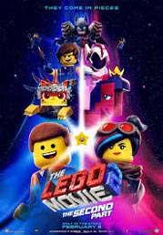 Lego Movie 2: The Second Part (3d)
