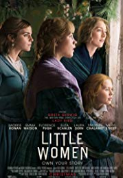 Little Women now showing at Shelly Centre