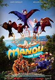 Manou The Swift [2d] now showing at Shelly Centre