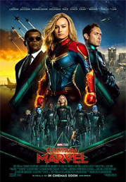 Captain Marvel (3d Imax)