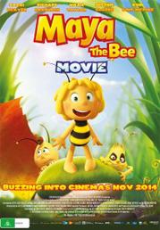 Maya The Bee Movie [3d]