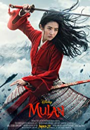 Mulan [2d] now showing at Shelly Centre