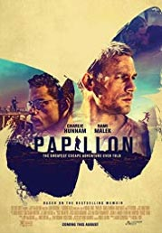 Papillon now showing at Shelly Centre