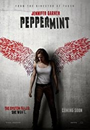Peppermint now showing at Shelly Centre