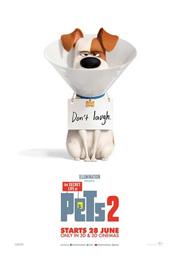 Secret Life Of Pets 2, The [vip][3d]