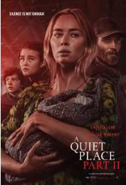 Quiet Place Part Ii, A [2d]
