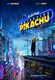 Pokemon Detective Pikachu [2d] now showing at Shelly Centre