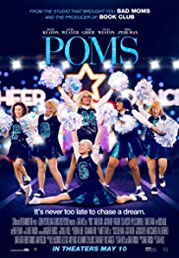Poms [2d] now showing at Shelly Centre