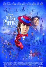 Mary Poppins Returns now showing at Shelly Centre