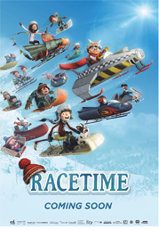 Racetime [2d] now showing at Shelly Centre