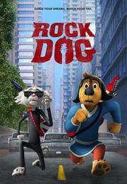 Rock Dog [3d]