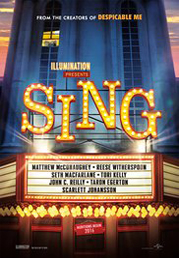 Sing [3d]