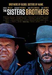 Sisters Brothers now showing at Shelly Centre