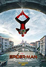 Spider-man: Far From Home [4dx][3d]