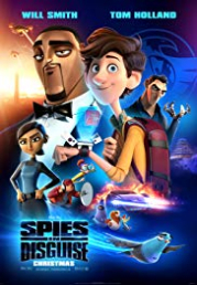 Spies In Disguise [vip][2d]