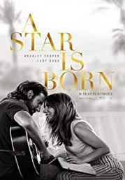 A Star Is Born now showing at Shelly Centre