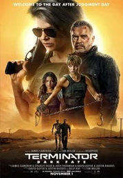 Terminator: Dark Fate [2d] now showing at Shelly Centre