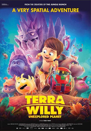 Terra Willy: Unexplored Planet [2d]