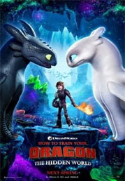 How To Train Your Dragon: Hidden World (3d Imax)