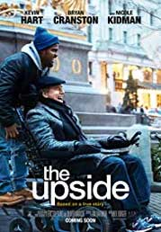 The Upside now showing at Shelly Centre