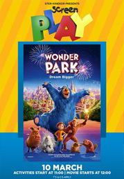 Wonder Park now showing at Shelly Centre