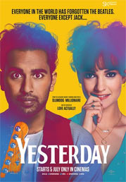 Yesterday [2d] now showing at Shelly Centre