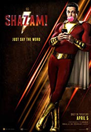 Shazam! now showing at Shelly Centre